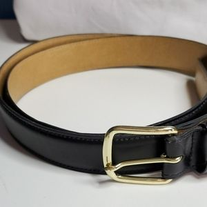 🇺🇸 made in the USA- leather belt 44/110